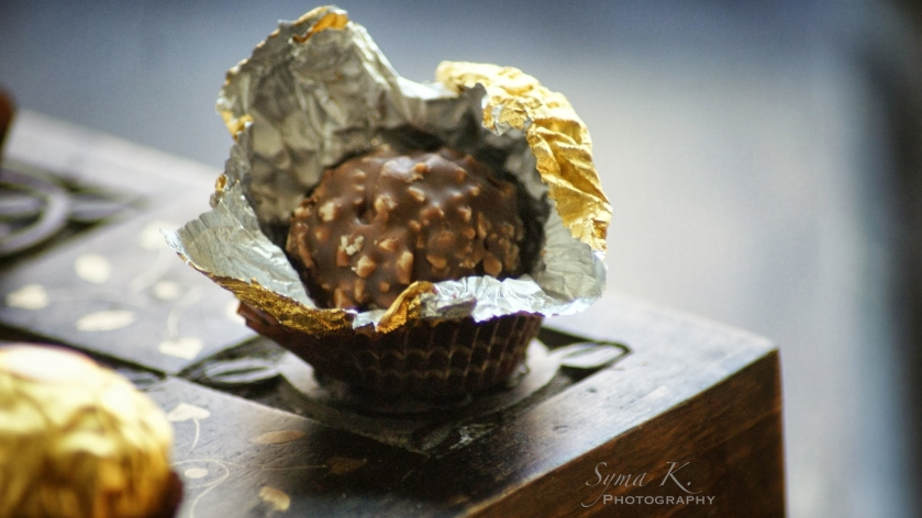 all chocolates are made equal but some are more equal than others | Syma K. Photography